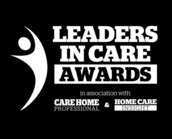 Leaders in Care Awards Logo